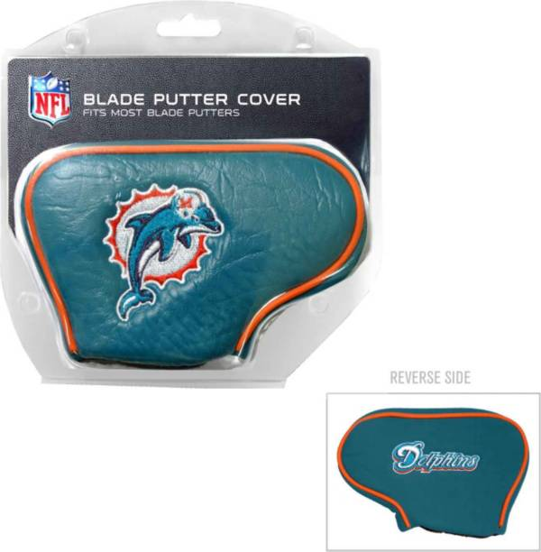Team Golf Miami Dolphins Blade Putter Cover product image