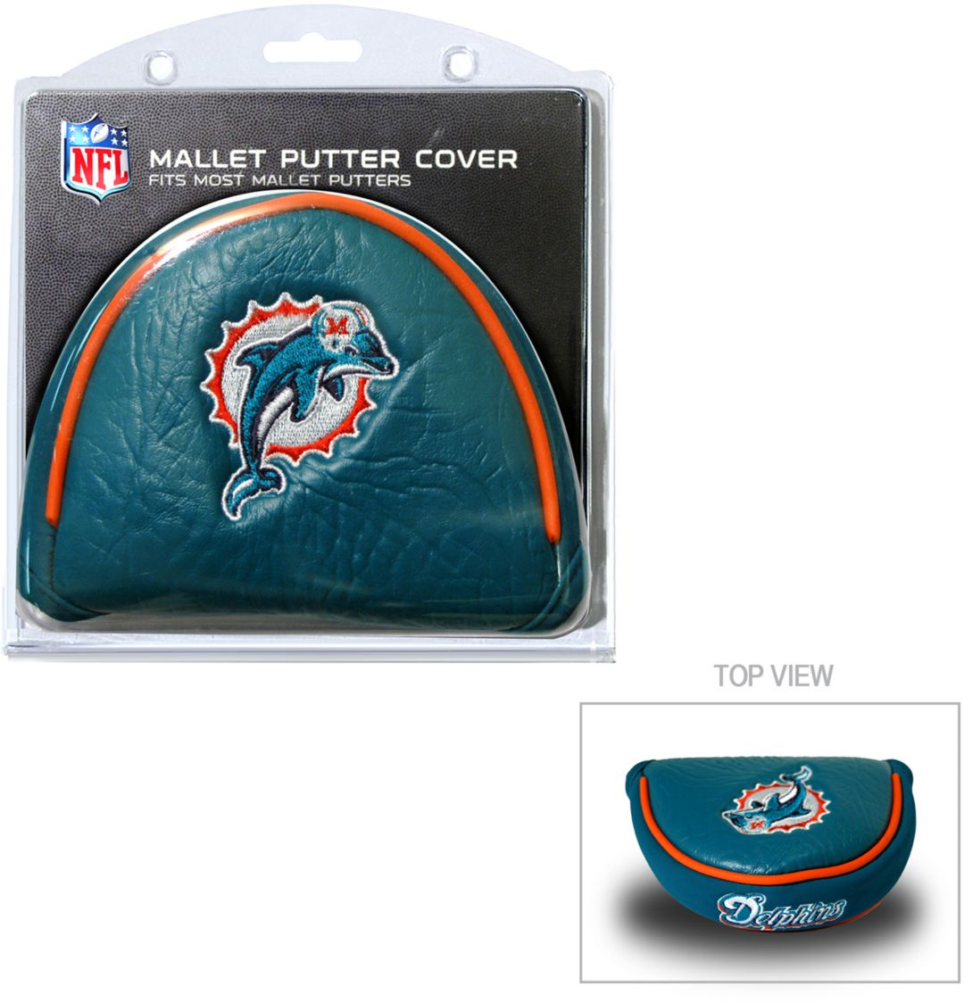 7ee381a4 Team Golf Miami Dolphins Mallet Putter Cover