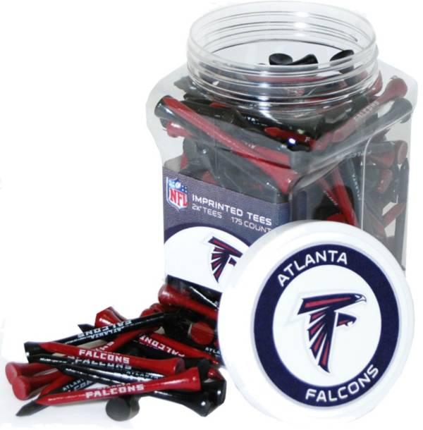 Team Golf Atlanta Falcons 175 Count Golf Tee Jar product image