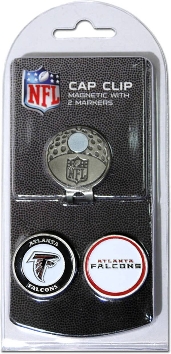 Team Golf Atlanta Falcons Two-Marker Cap Clip product image