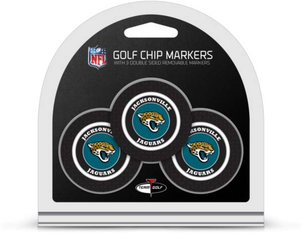 Team Golf Jacksonville Jaguars Golf Chips - 3 Pack product image