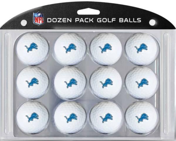 Team Golf Detroit Lions Golf Balls product image