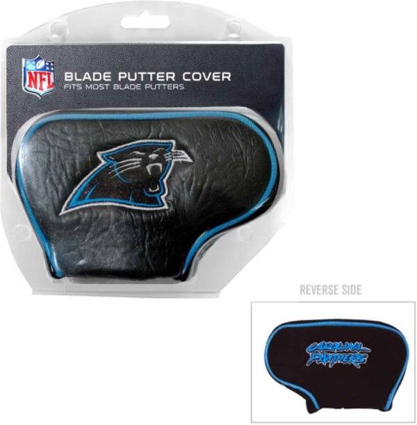 Team Golf Carolina Panthers Blade Putter Cover product image