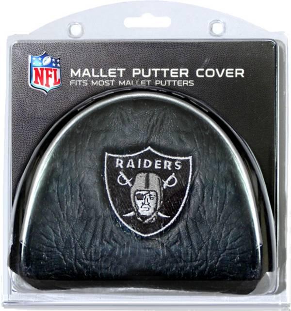 Team Golf Las Vegas Raiders NFL Mallet Putter Cover product image