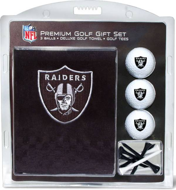 Team Golf Las Vegas Raiders NFL Embroidered Towel Gift Set product image