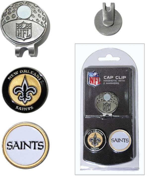 Team Golf New Orleans Saints Two-Marker Cap Clip product image