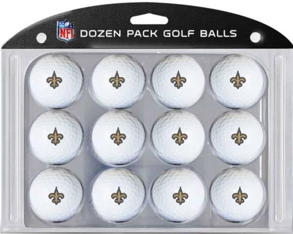 Team Golf New Orleans Saints Golf Balls product image