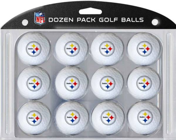 Team Golf Pittsburgh Steelers Golf Balls product image