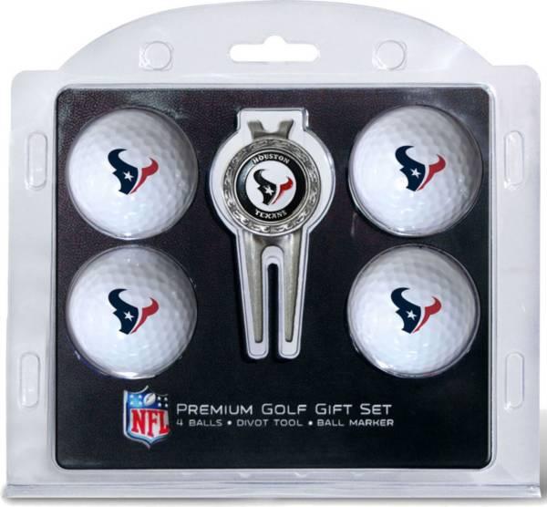 Team Golf Houston Texans Premium Golf Gift Set product image