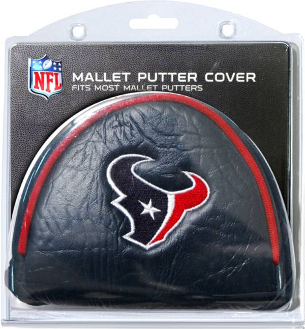 Team Golf Houston Texans Mallet Putter Cover product image