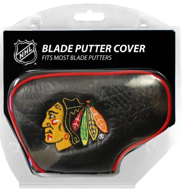 Team Golf Chicago Blackhawks Blade Putter Cover product image