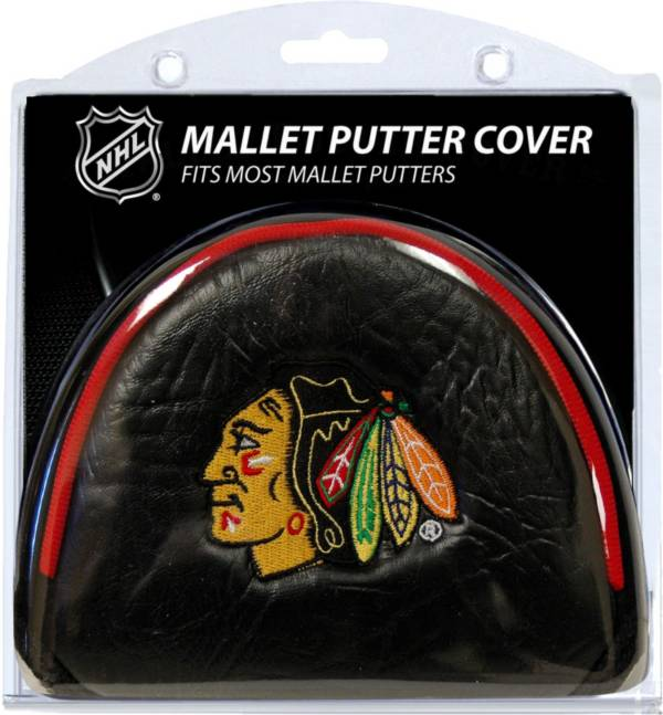 Team Golf Chicago Blackhawks Mallet Putter Cover product image