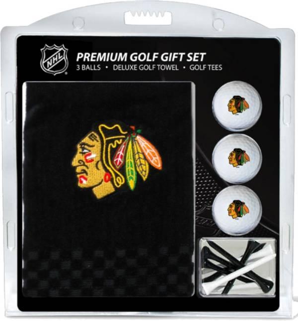 Team Golf Chicago Blackhawks Embroidered Towel Gift Set product image