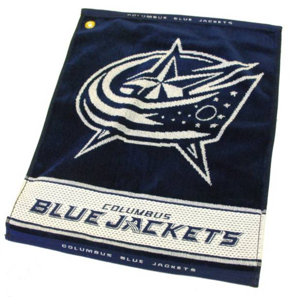 Team Golf Columbus Blue Jackets Woven Towel product image