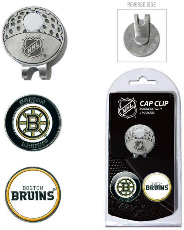 Team Golf Boston Bruins Cap Clip And Marker Set product image