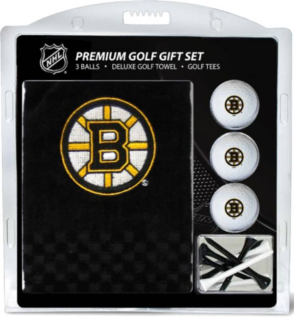 Team Golf Boston Bruins Embroidered Towel Gift Set product image