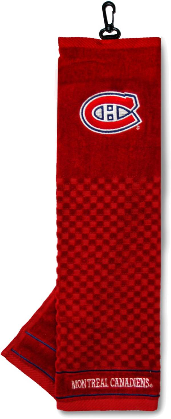 Team Golf Montreal Canadiens Embroidered Towel product image