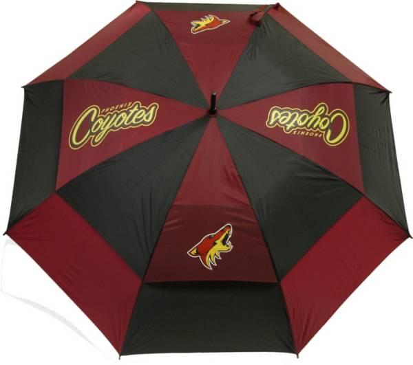 "Team Golf Arizona Coyotes 62"" Double Canopy Umbrella product image"