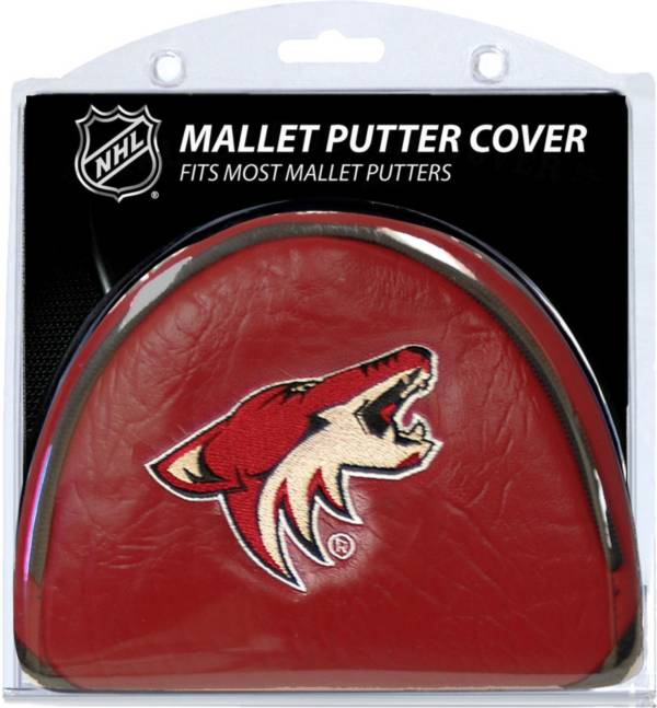 Team Golf Arizona Coyotes Mallet Putter Cover product image