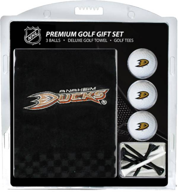 Team Golf Anaheim Ducks Embroidered Towel Gift Set product image