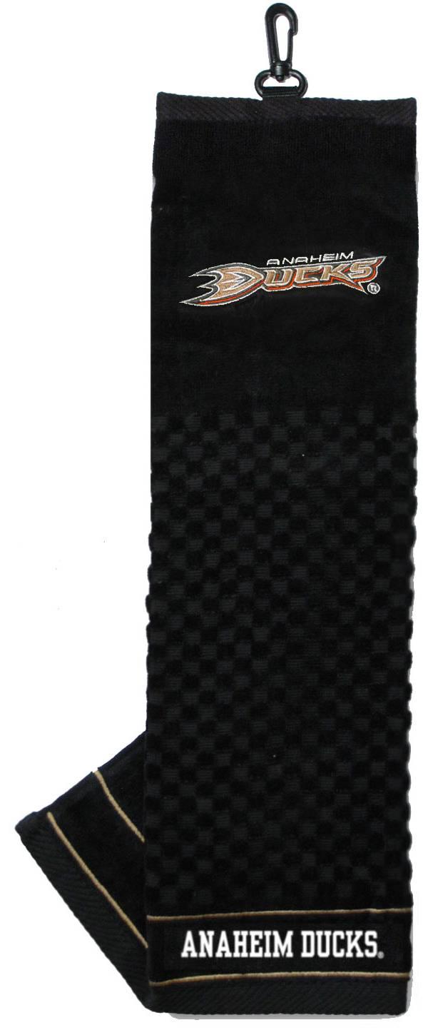Team Golf Anaheim Ducks Embroidered Towel product image