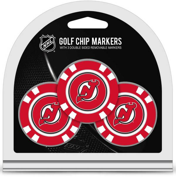 Team Golf New Jersey Devils Golf Chips - 3 Pack product image