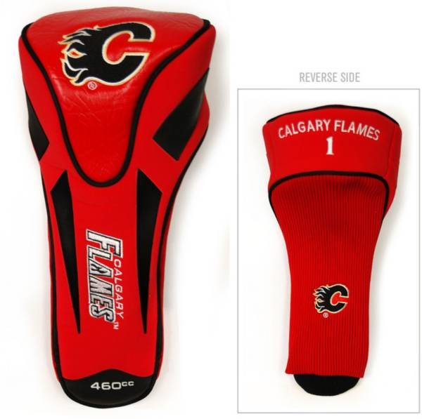 Team Golf Calgary Flames Single Apex Headcover product image