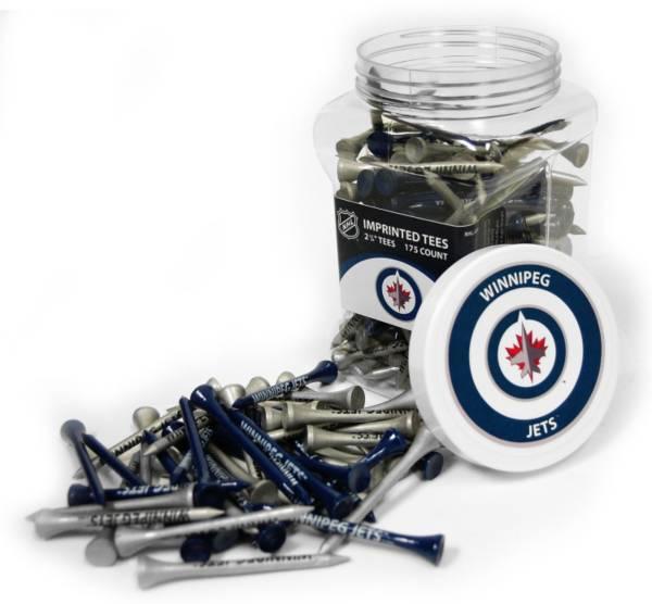 Team Golf Winnipeg Jets 175 Count Golf Tee Jar product image
