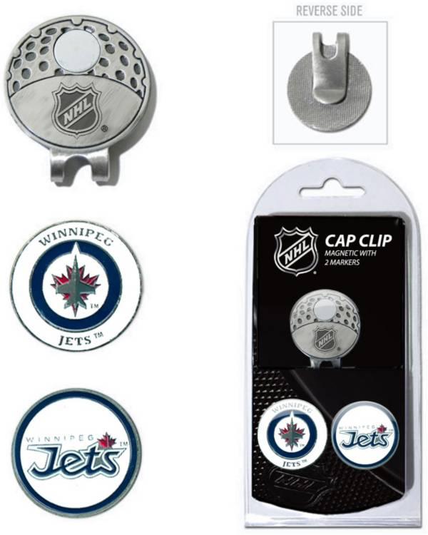 Team Golf Winnipeg Jets Cap Clip And Marker Set product image