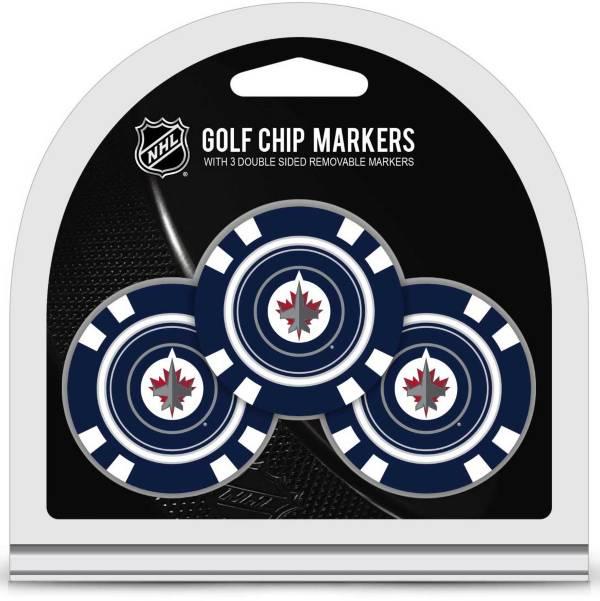 Team Golf Winnipeg Jets Golf Chips - 3 Pack product image