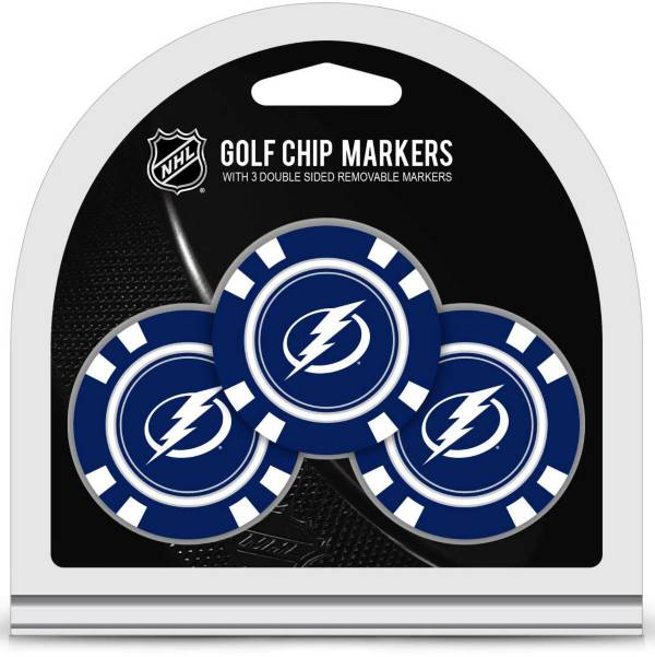 Team Golf Tampa Bay Lightning Golf Chips - 3 Pack product image