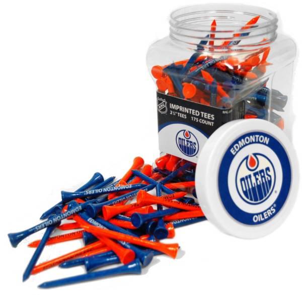 Team Golf Edmonton Oilers 175 Count Golf Tee Jar product image