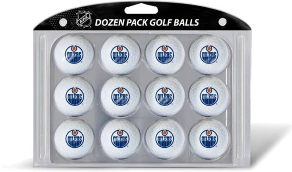 Team Golf Edmonton Oilers Golf Balls product image