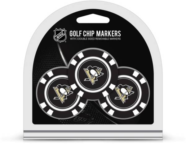 Team Golf Pittsburgh Penguins Golf Chips - 3 Pack product image