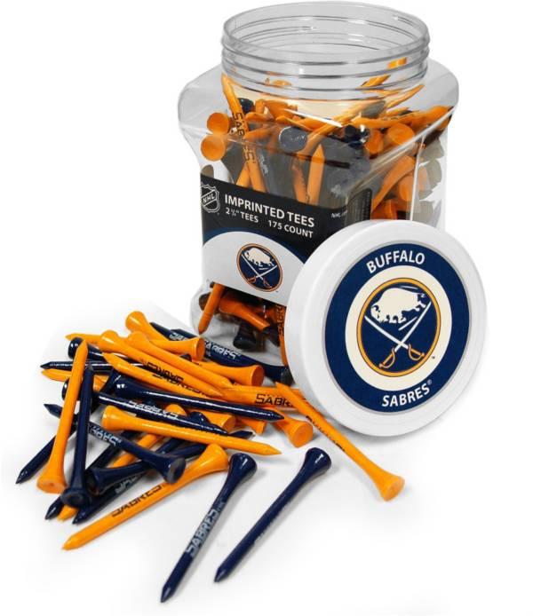 Team Golf Buffalo Sabres 175 Count Golf Tee Jar product image