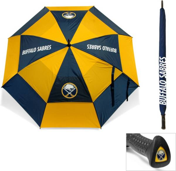 "Team Golf Buffalo Sabres 62"" Double Canopy Umbrella product image"