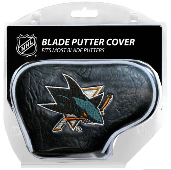 Team Golf San Jose Sharks Blade Putter Cover product image