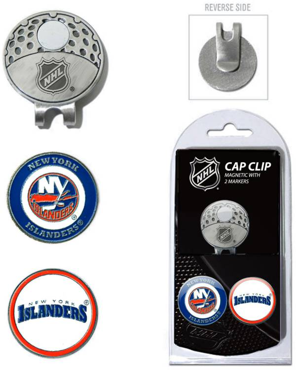 Team Golf New York Islanders Cap Clip And Marker Set product image