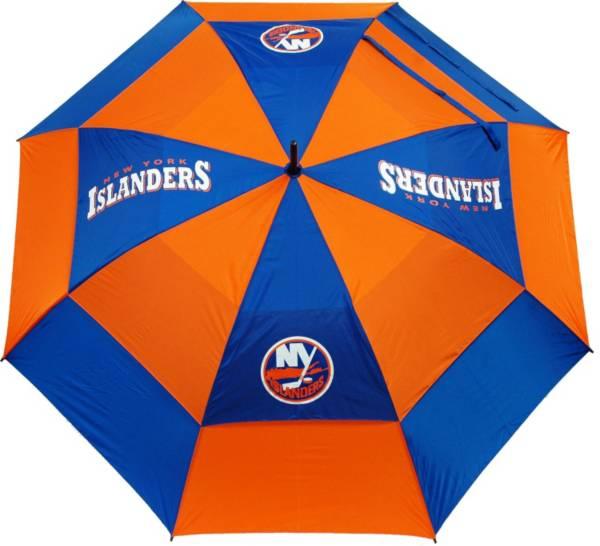 "Team Golf New York Islanders 62"" Double Canopy Umbrella product image"