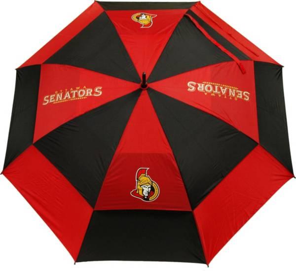 "Team Golf Ottawa Senators 62"" Double Canopy Umbrella product image"