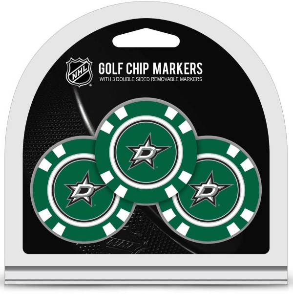 Team Golf Dallas Stars Golf Chips - 3 Pack product image