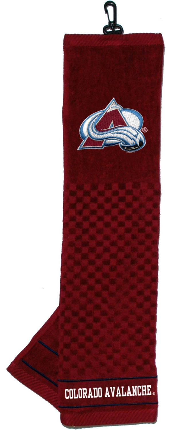 Team Golf Colorado Avalanche Embroidered Towel product image