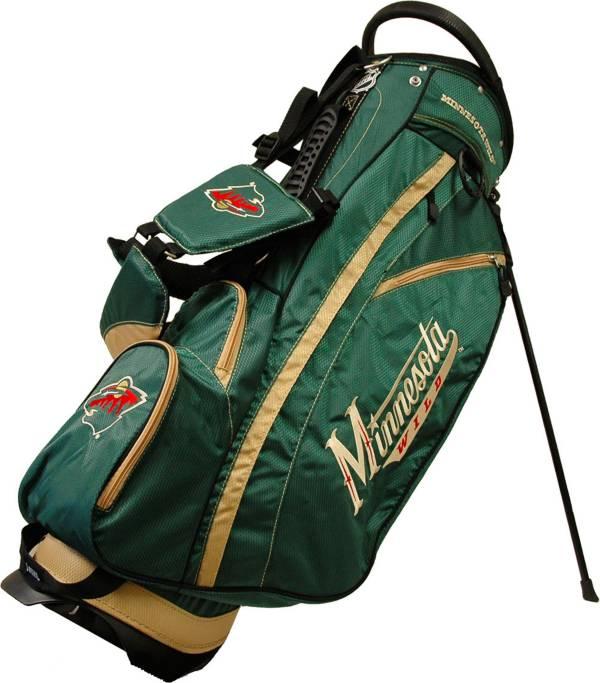 Team Golf Minnesota Wild Fairway Stand Bag product image