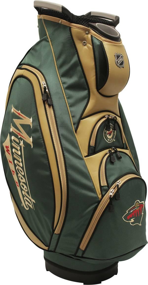 Team Golf Victory Minnesota Wild Cart Bag product image