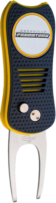 Team Golf Switchfix Nashville Predators Divot Tool product image