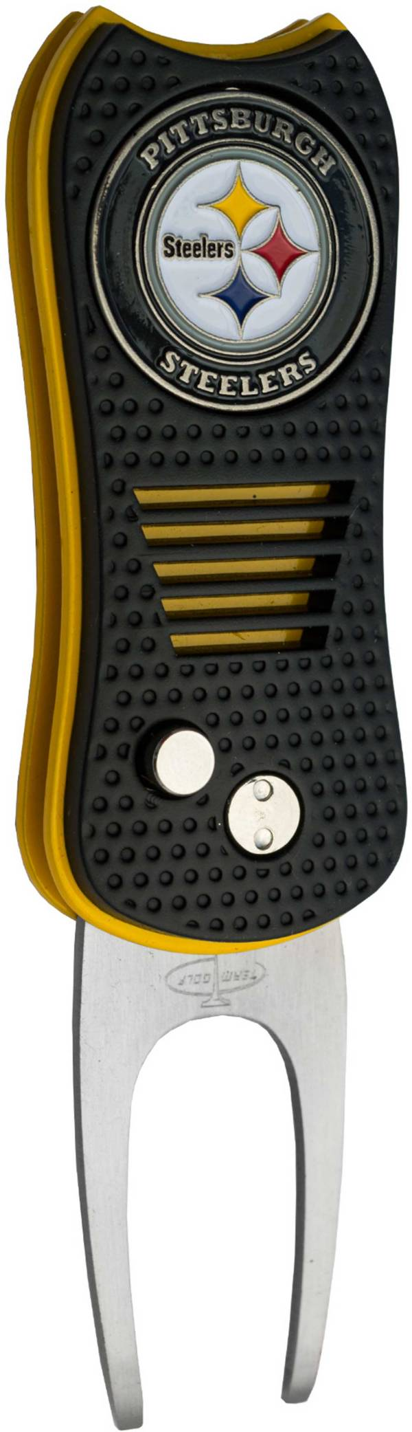 Team Golf Pittsburgh Steelers Switchfix Divot Tool product image