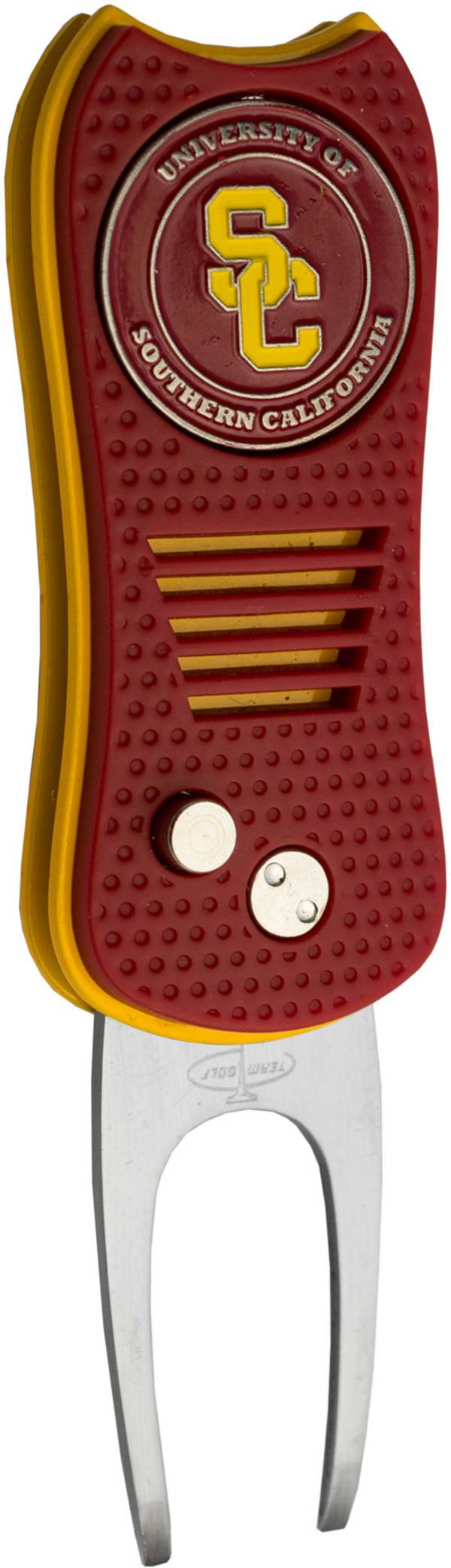 Team Golf Switchfix USC Trojans Divot Tool product image