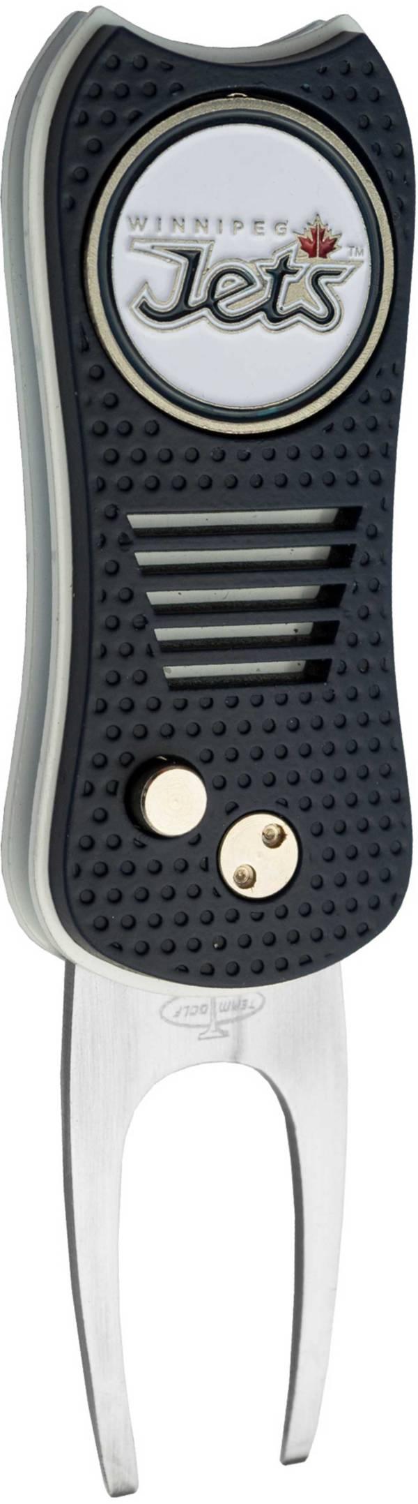 Team Golf Switchfix Winnipeg Jets Divot Tool product image