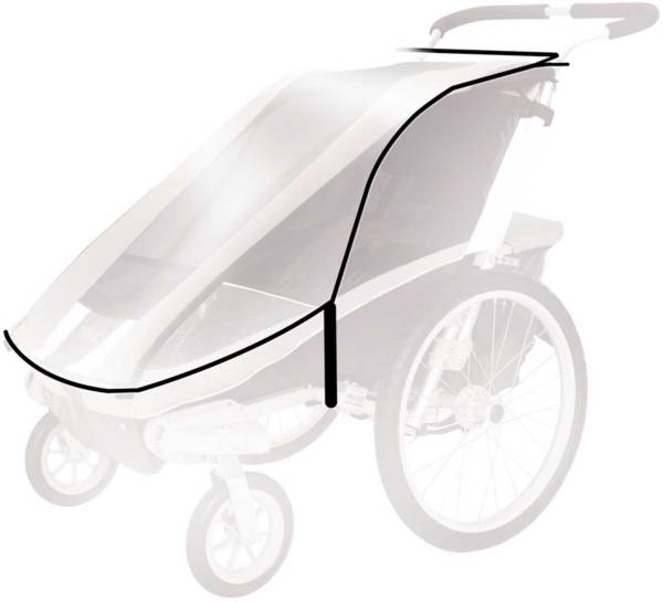 Thule Chariot Cheetah 2 Rain Cover product image