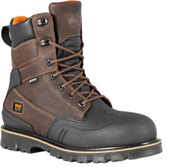 "Timberland PRO Men's Rigmaster XT 8"" Waterproof Steel Toe Work Boots product image"